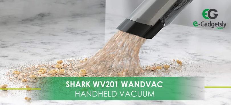 SHARK-WV201-WANDVAC-HANDHELD-VACUUM