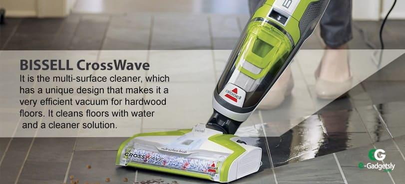 BISSELL Crosswave Wet Dry Vacuum Cleaner