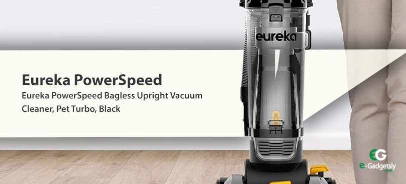 Eureka-PowerSpeed-Bagless-Upright-Vacuum-Cleaner