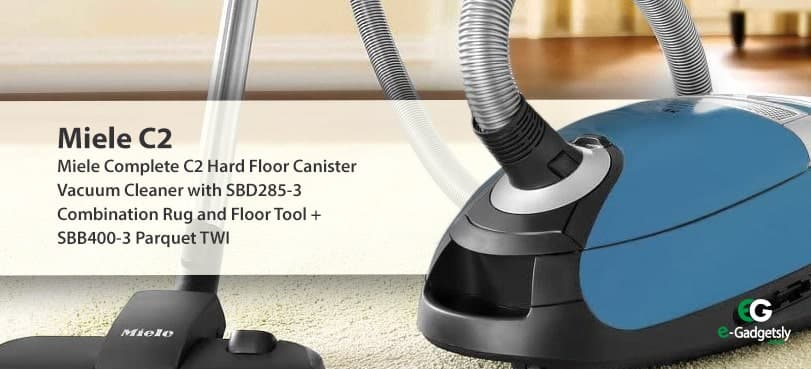 Miele Electro+ Canister Vacuum-c2