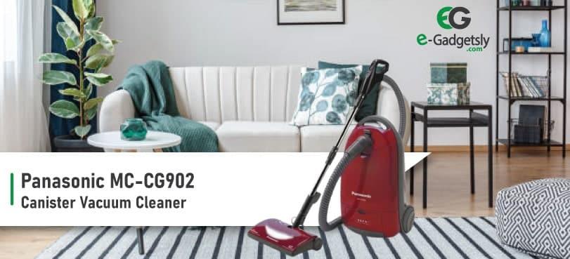 Panasonic-Mc-Cg902-Full-Size-Deluxe-Canister-Vacuum