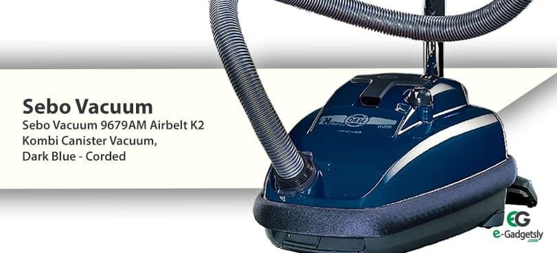 Sebo-Canister-Vacuum