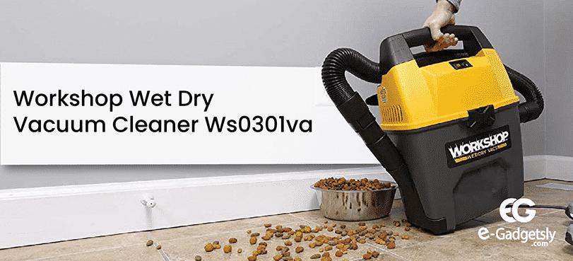 WORKSHOP Wet Dry Vacuum Cleaner